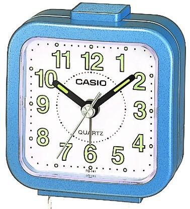 Casio Wecker TQ-141-2EF analog blau