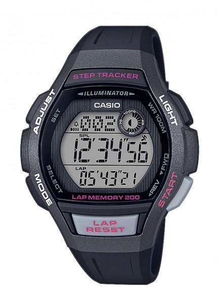 Casio Damen Armbanduhr LWS-2000H-1AVEF digital