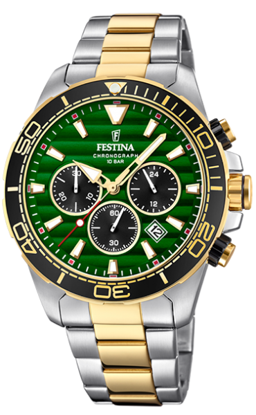 Festina Herren Armbanduhr F20363/4 Prestige Chronograph