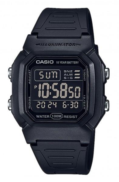 Casio Herren Armbanduhr W-800H-1BVES digital