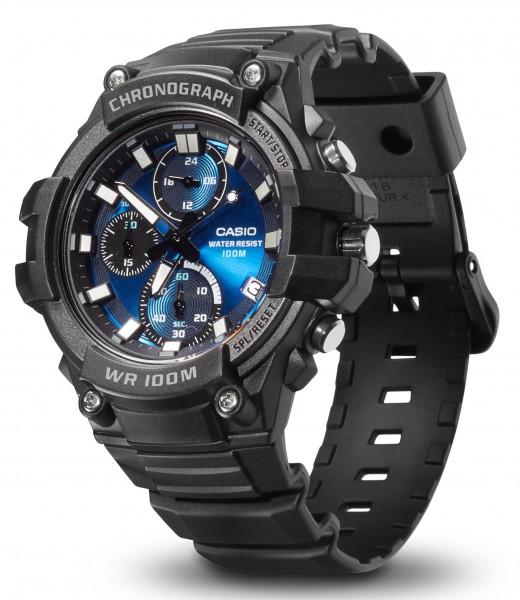 Casio Herren Armbanduhr MCW-110H-2A2VEF Chronograph