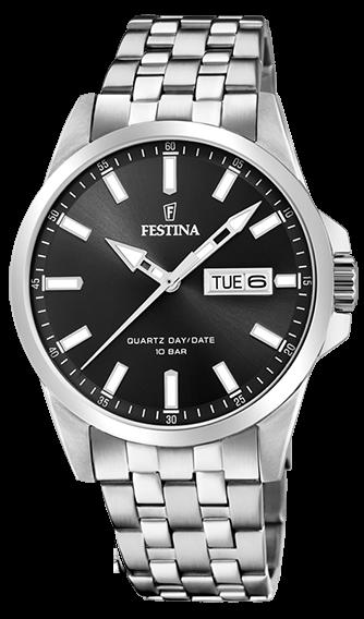 Festina Herren Armbanduhr F20357/4 Classic