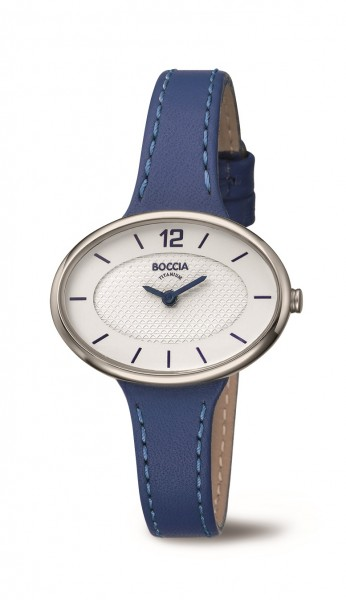 Boccia Damen Armbanduhr 3261-03 Trend