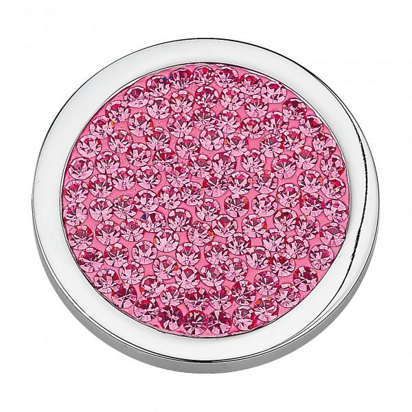 CEM Coins CS047/CS048 Anhänger Zirkonia pink