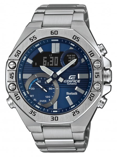 Casio Herren Armbanduhr Edifice ECB-10D-2AEF Bluetooth