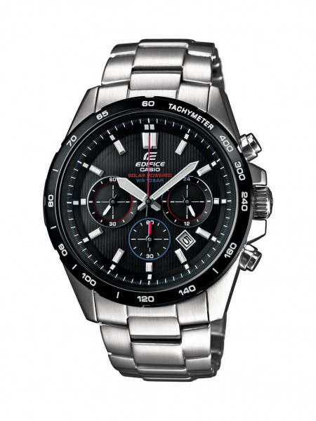 Casio Edifice TOUGH SOLAR EFR-518SB-1AVEF Chronograph