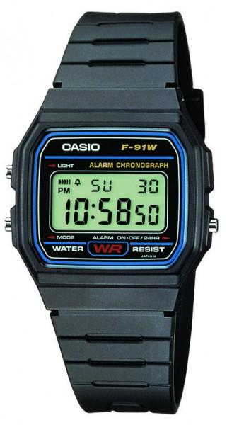 Casio Herren Armbanduhr F-91W-1YEF digital