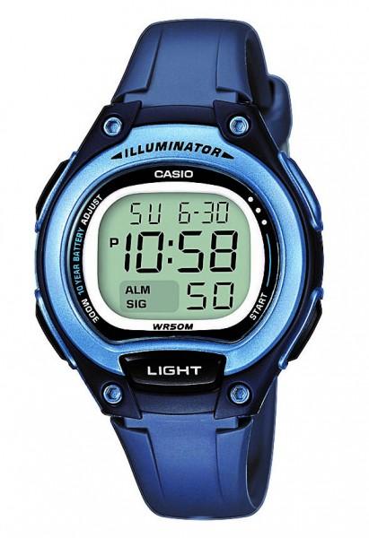 Casio Damen Armbanduhr LW-203-2AVEF digital