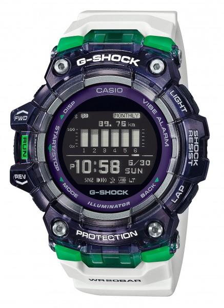Casio G-Shock GBD-100SM-1A7ER G-SQUAD Bluetooth® digital