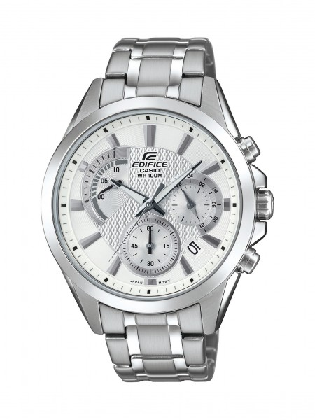 Casio Herren Armbanduhr Edifice EFV-580D-7AVUEF Chronograph
