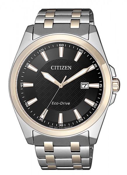 Citizen Herren Armbanduhr BM7109-89E Eco Drive Sports