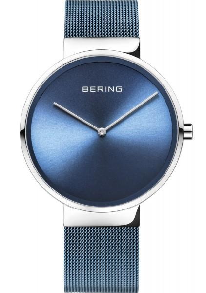 Bering Armbanduhr 14539-308 Classic blau