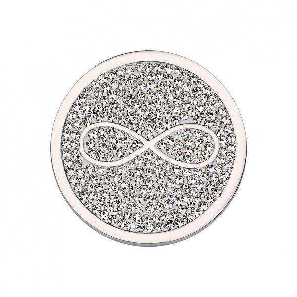 CEM Coins CS267/CS268 Anhänger Endless Kristall