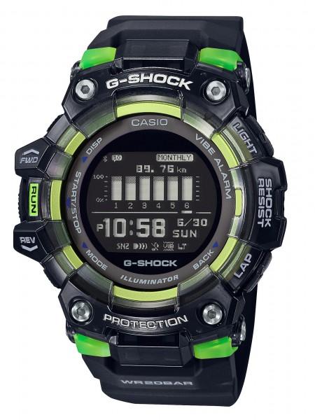 Casio G-Shock GBD-100SM-1ER G-SQUAD Bluetooth® digital