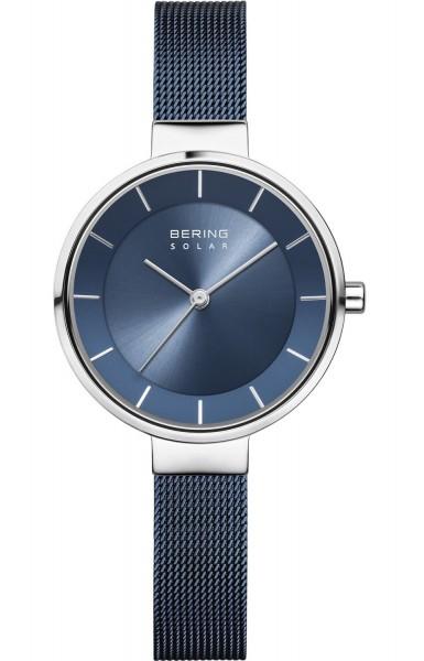 Bering Damen Armbanduhr 14631-307 Slim Solar