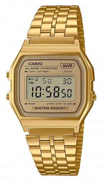 Casio Armbanduhr A158WETG-9AEF Vintage digital