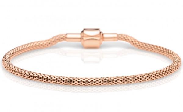 Bering Damen Armband 613-30-X Edelstahl Rosé ARCTIC SYMPHONY COLLECTION