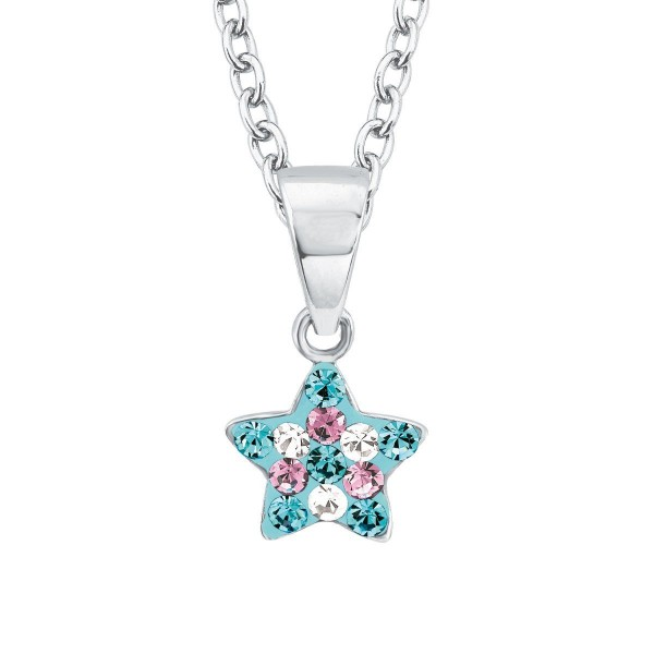 Lillifee Mädchen Halskette 2013183 Stern Silber 925