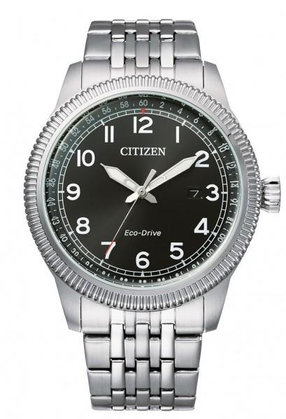 Citizen Herren Armbanduhr BM7480-81E Eco-Drive