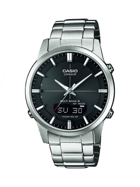 Casio Herren Armbanduhr LCW-M170D-1AER Funk Solar
