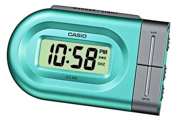 Casio Wecker DQ-543-3EF digital blau