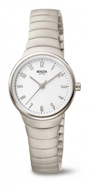 Boccia Damen Armbanduhr 3319-01 Trend