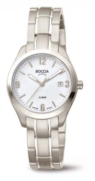 Boccia Damen Armbanduhr 3317-01 Style