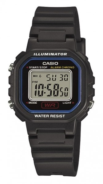 Casio Armbanduhr LA-20WH-1CEF digital