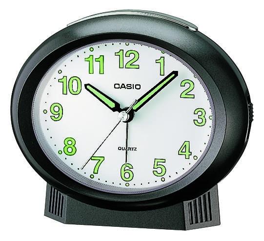 Casio Wecker TQ-266-1EF analog schwarz