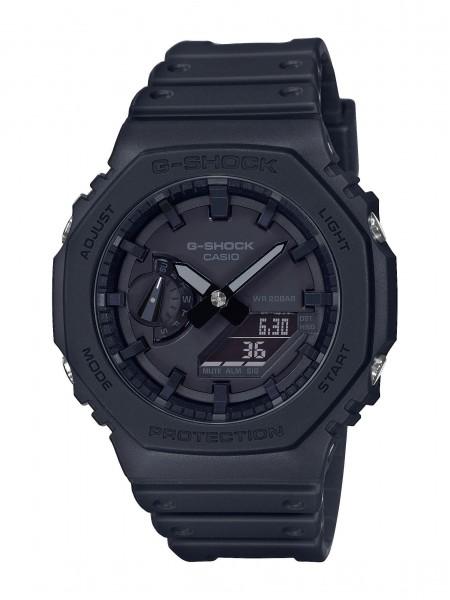 Casio Herren Armbanduhr G-Shock GA-2100-1A1ER analog digital