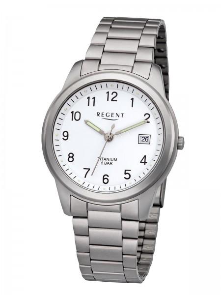 Regent Herren Armbanduhr 1197.90.99 F-208 Titanium