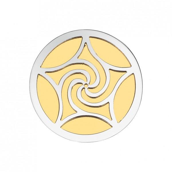 CEM Coins CS247/CS248 Anhänger Stern Gold