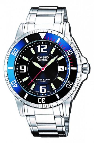 Casio Herren Armbanduhr MTD-1053D-2AVES analog