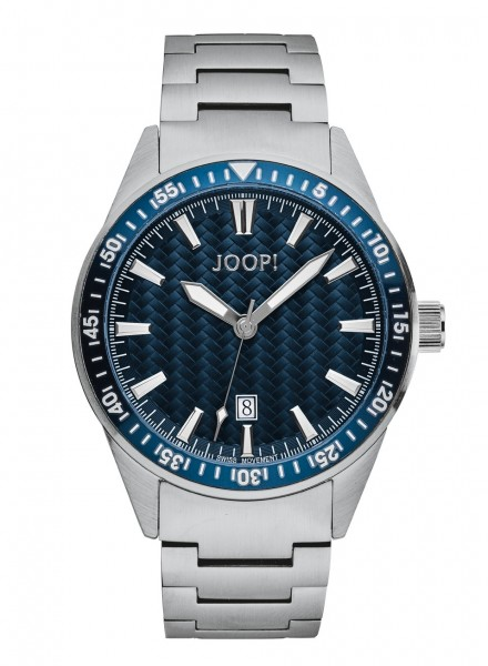 JOOP! Herren Armbanduhr 2028339 Edelstahl