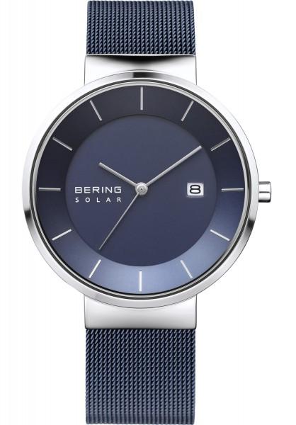 Bering Armbanduhr 14639-307 Slim Solar