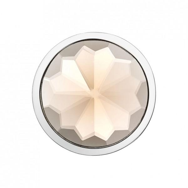CEM Coins CS229/CS230 Anhänger Kristall 3D champagner