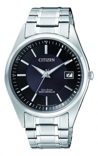 Citizen Herren-Armbanduhr Funk Eco-Drive AS2050-87E