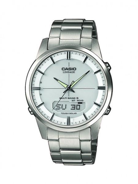 Casio Herren Armbanduhr LCW-M170TD-7AER Funk Solar