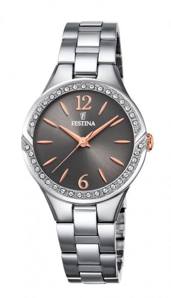 Festina Damen Armbanduhr F20246/2 Mademoiselle