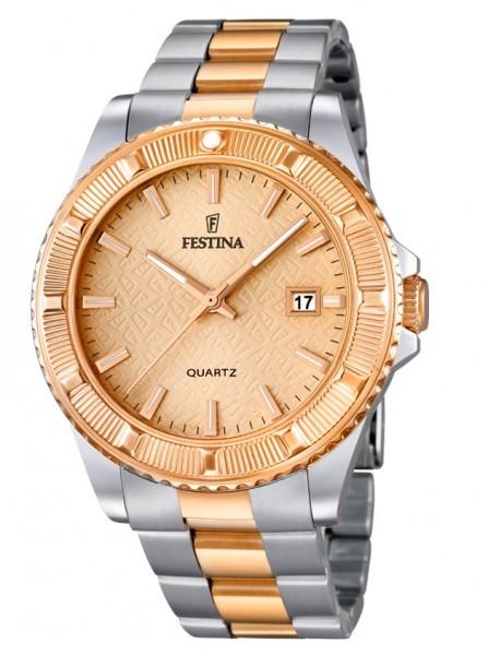 Festina Armbanduhr Unisex F16685/2 Trend