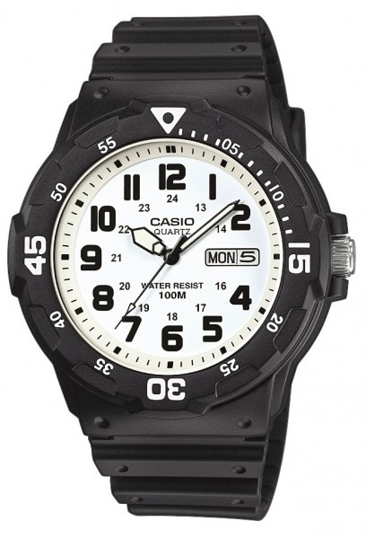 Casio Herren Armbanduhr MRW-200H-7BVEF