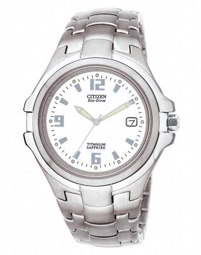 Citizen Eco-Drive BM1290-54B Super Titanium Herrenuhr