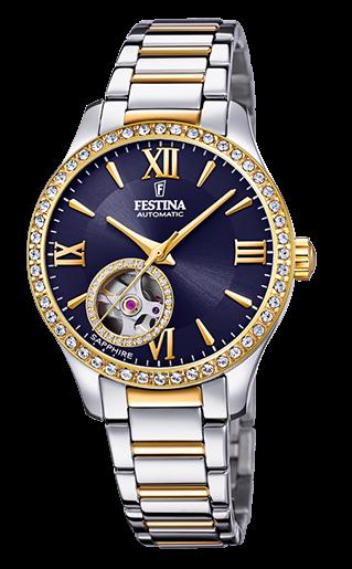 Festina Damen Armbanduhr F20486/2 Automatic