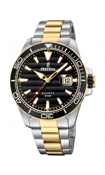 Festina Herren Armbanduhr F20362/2 Prestige