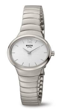 Boccia Damen Armbanduhr 3280-01 Trend
