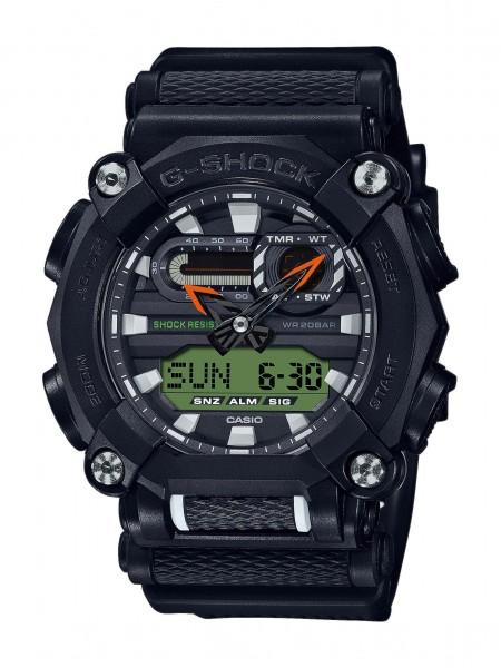 Casio Herren Armbanduhr G-Shock GA-900E-1A3ER analog digital