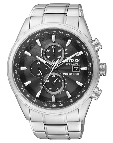 Citizen Eco-Drive Funk Chronograph AT8011-55E Herrenuhr