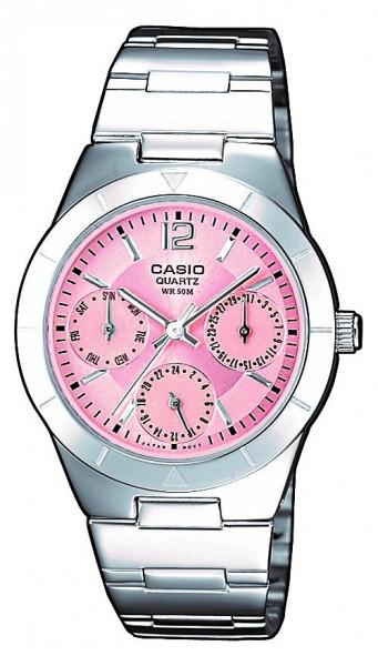 Casio Damen Armbanduhr LTP-2069D-4AVEG analog