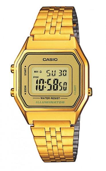 Casio Damen Armbanduhr LA680WEGA-9ER Vintage digital