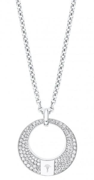 JOOP! Damen Halskette 2026875 Silber Zirkonia